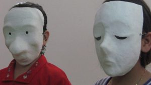 MASKEN- UND IMPROVISATIONSTHEATER